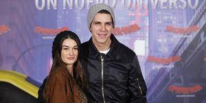 Diego Matamoros, Laura Matamoros, Kiko Matamoros, paternidad Diego Matamoros, deseos para 2019, Estela Grande, estreno de Spiderman
