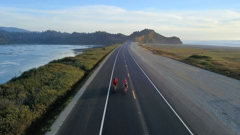Quad-Tandem Bike Teams Are Racing Down the West Coast for Mental