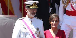 Rey Felipe VI, 5 años de reinado, Letizia Ortiz, reyes de España, Reinado de Felipe VI