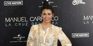 Sara Verdasco, Fernando Verdasco, Ana Boyer, Bautizo de Miguel, Miguel Verdasco Boyer,
