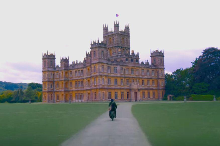 Downton Abbey film teaser trailer