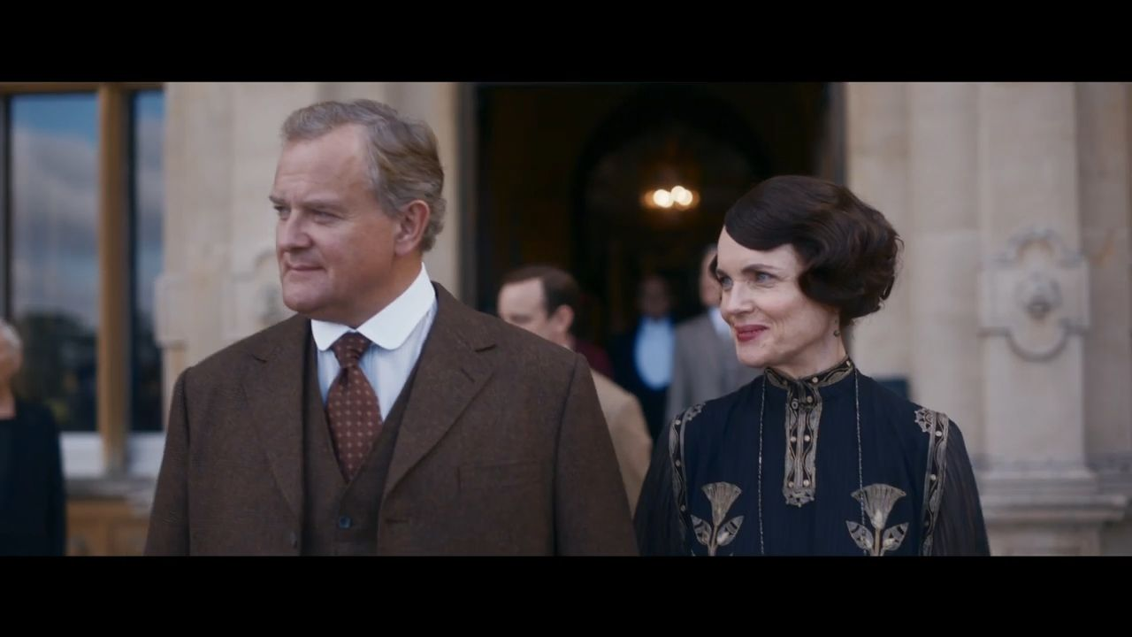 First trailer for Downton Abbey movie is here – and royalty is coming