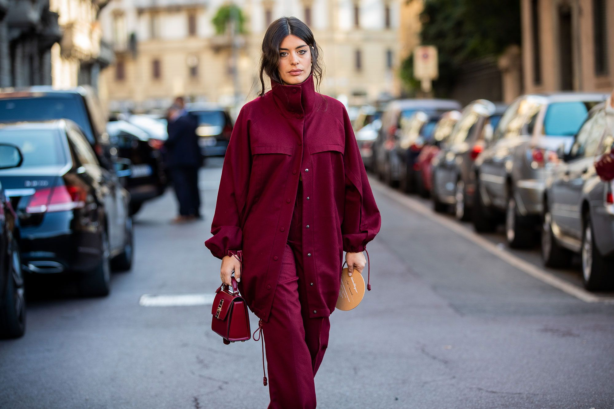 Elle Street Style: Milán Fashion Week