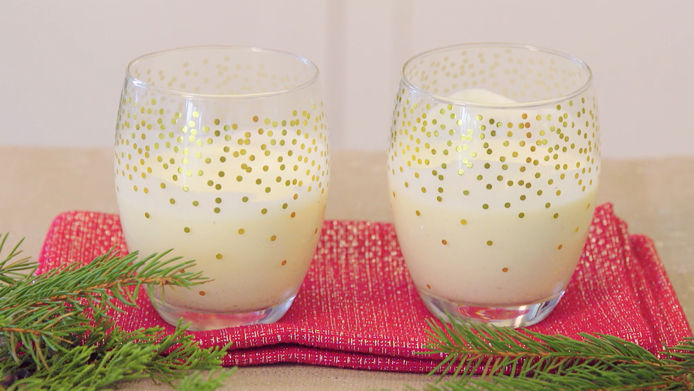 How to Make Old-Fashioned Eggnog Your Grandma Would Be Proud Of