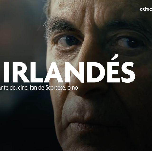 el irlandes critica scorsese al pacino robert de niro