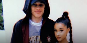 Everything You Need To Know About Ariana Grande And Pete Davidson's Relationship