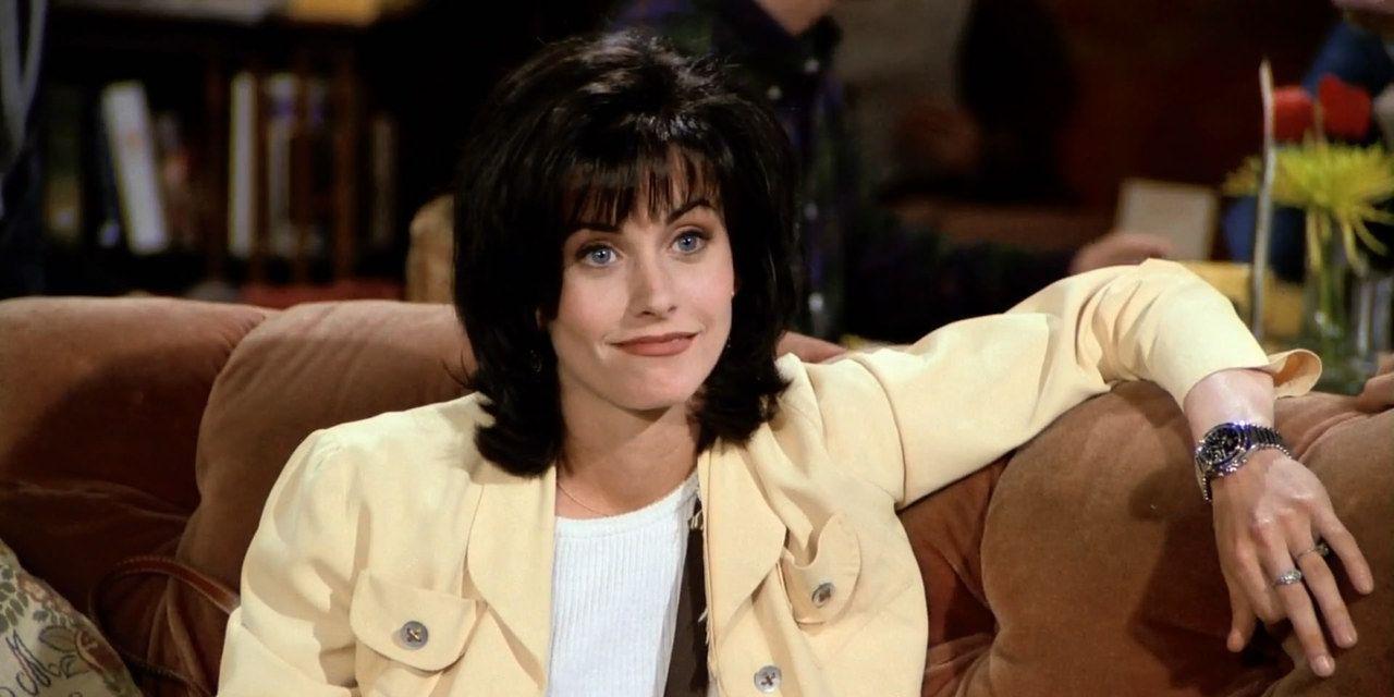 Monica Geller en la serie 'Friends'