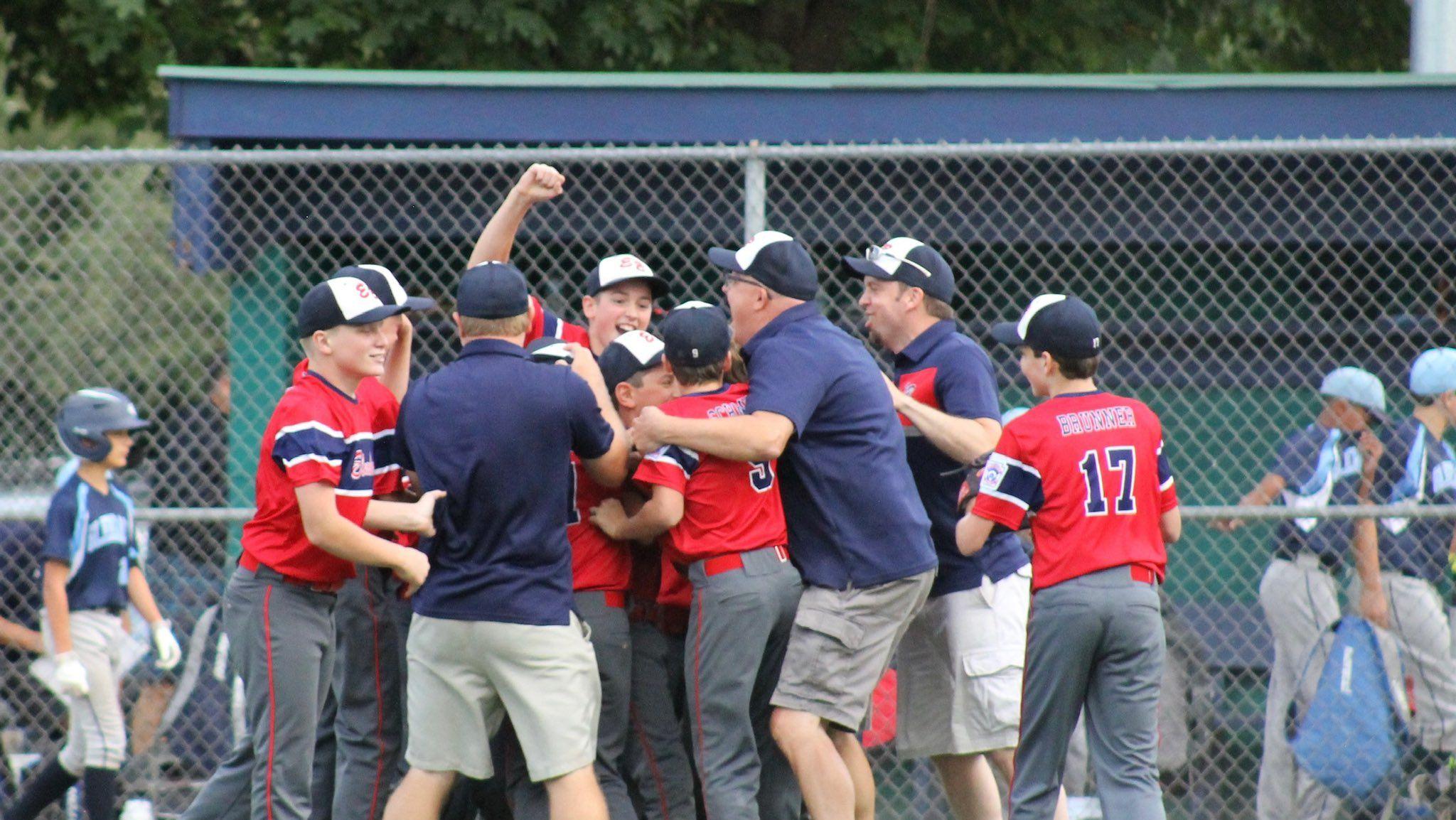 Wisconsin little league team heads to next level