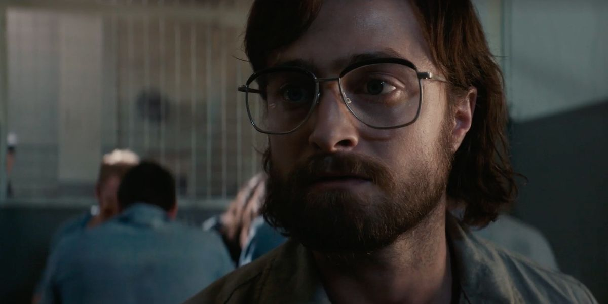 Daniel Radcliffe's new movie Escape from Pretoria is available now on Amazon Prime Video