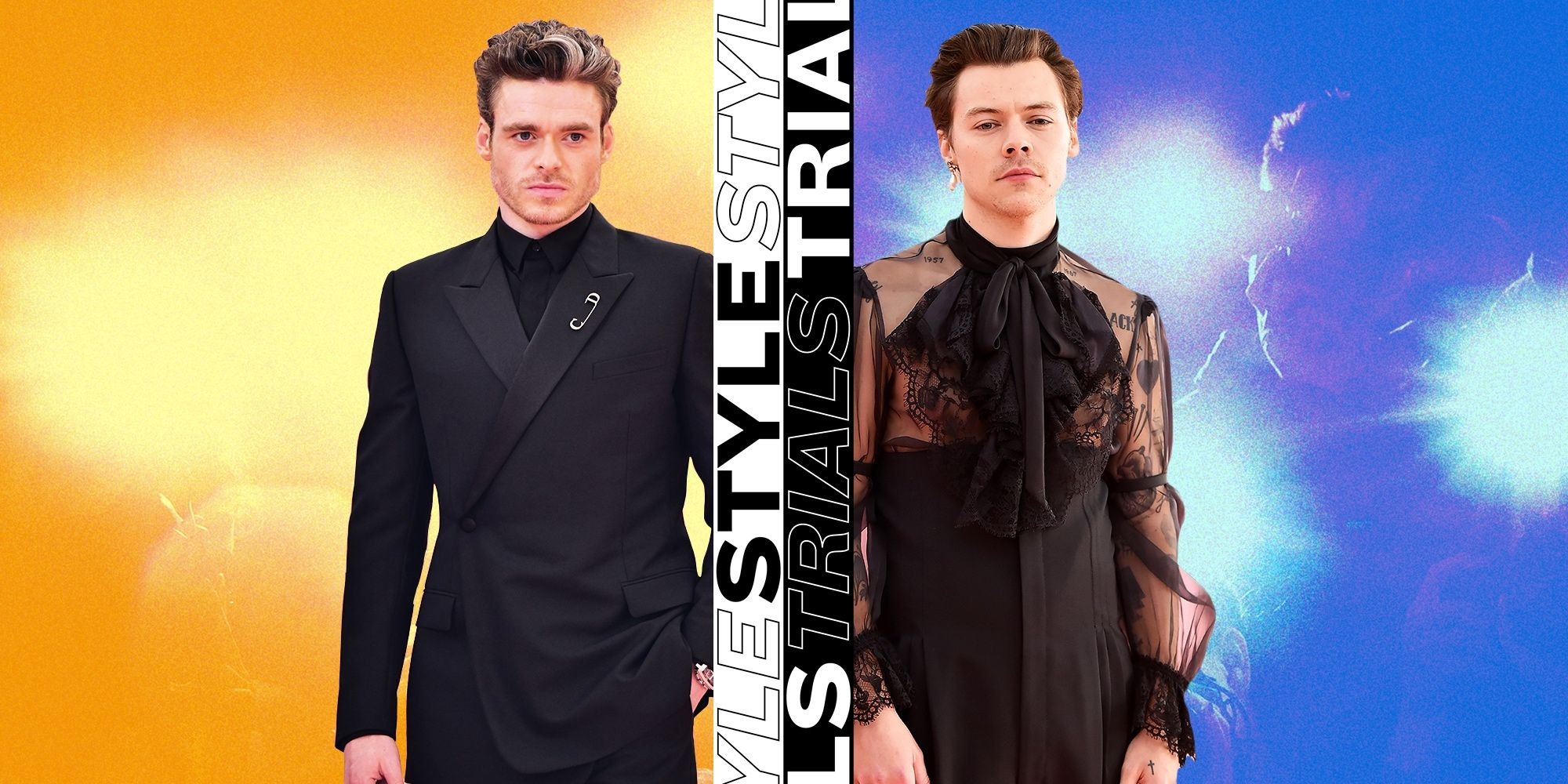 Style Trials 2019: Richard Madden vs. Harry Styles