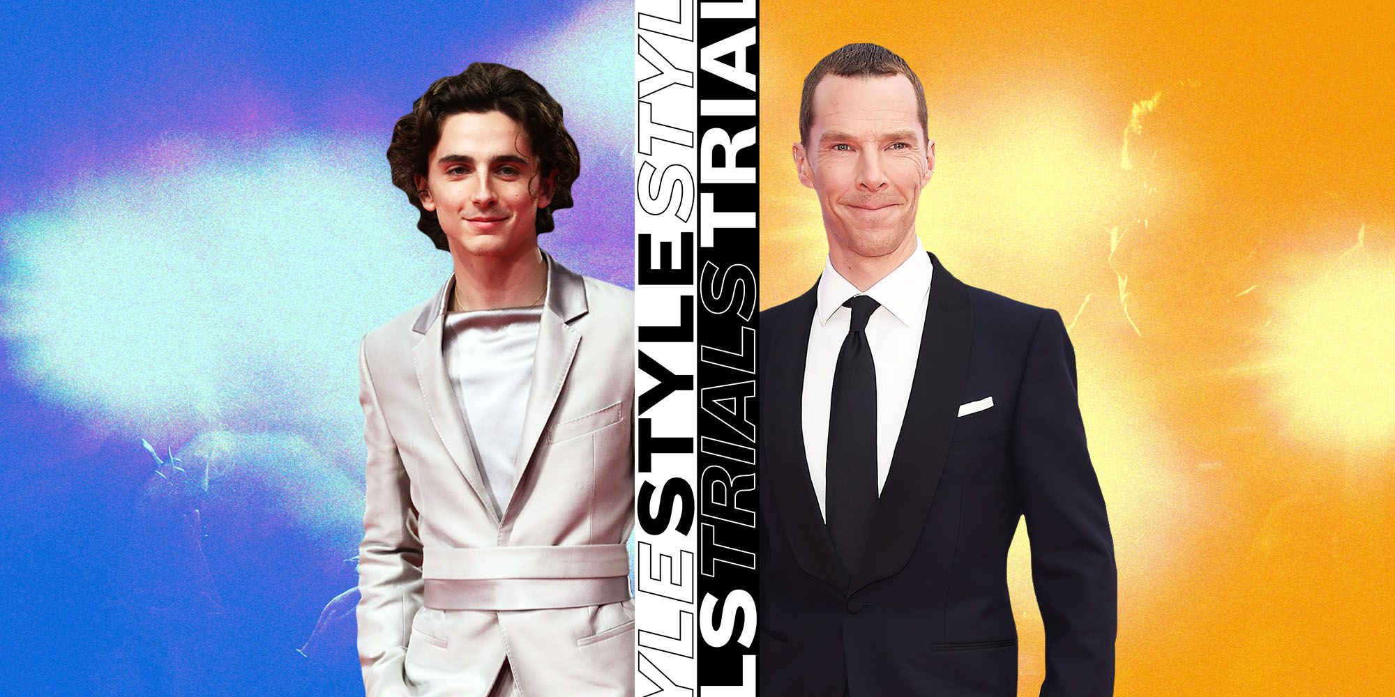 Style Trials 2019: Timothée Chalamet vs. Benedict Cumberbatch