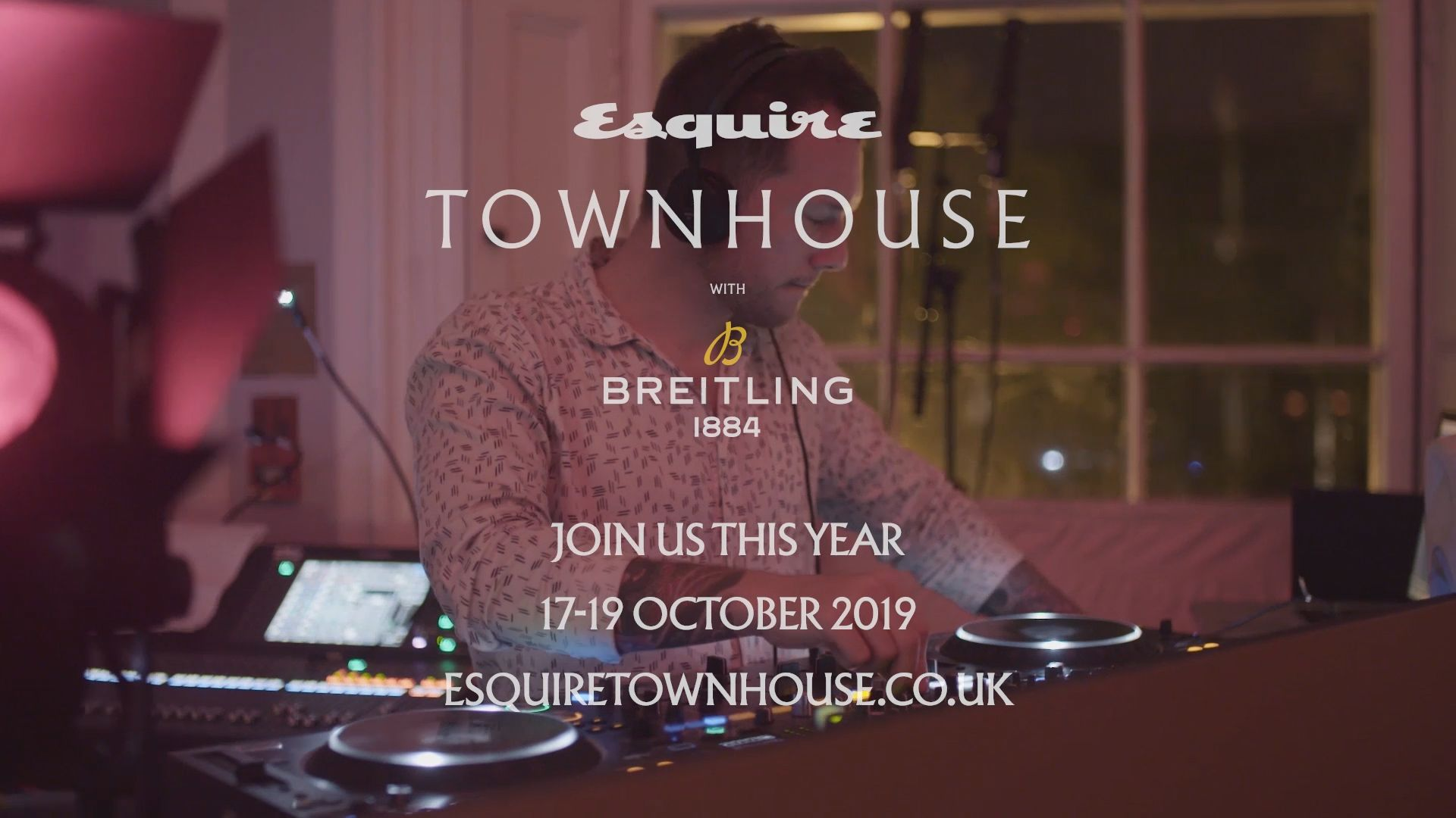 Edgar Wright, Asif Kapadia & Tracey Thorn Announced For Esquire Townhouse 2019
