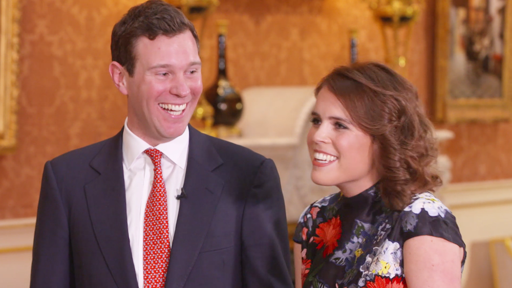 See the Awkward Error Buckingham Palace's Twitter Account Made About Princess Eugenie