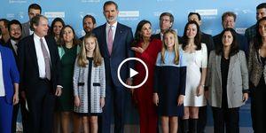 Princesa de Asturias, Princesa de Girona, Familia real, Rey Felipe VI, Reina Letizia, Infanta Sofía, Reyes en Cataluña, Debut Cataluña Leonor