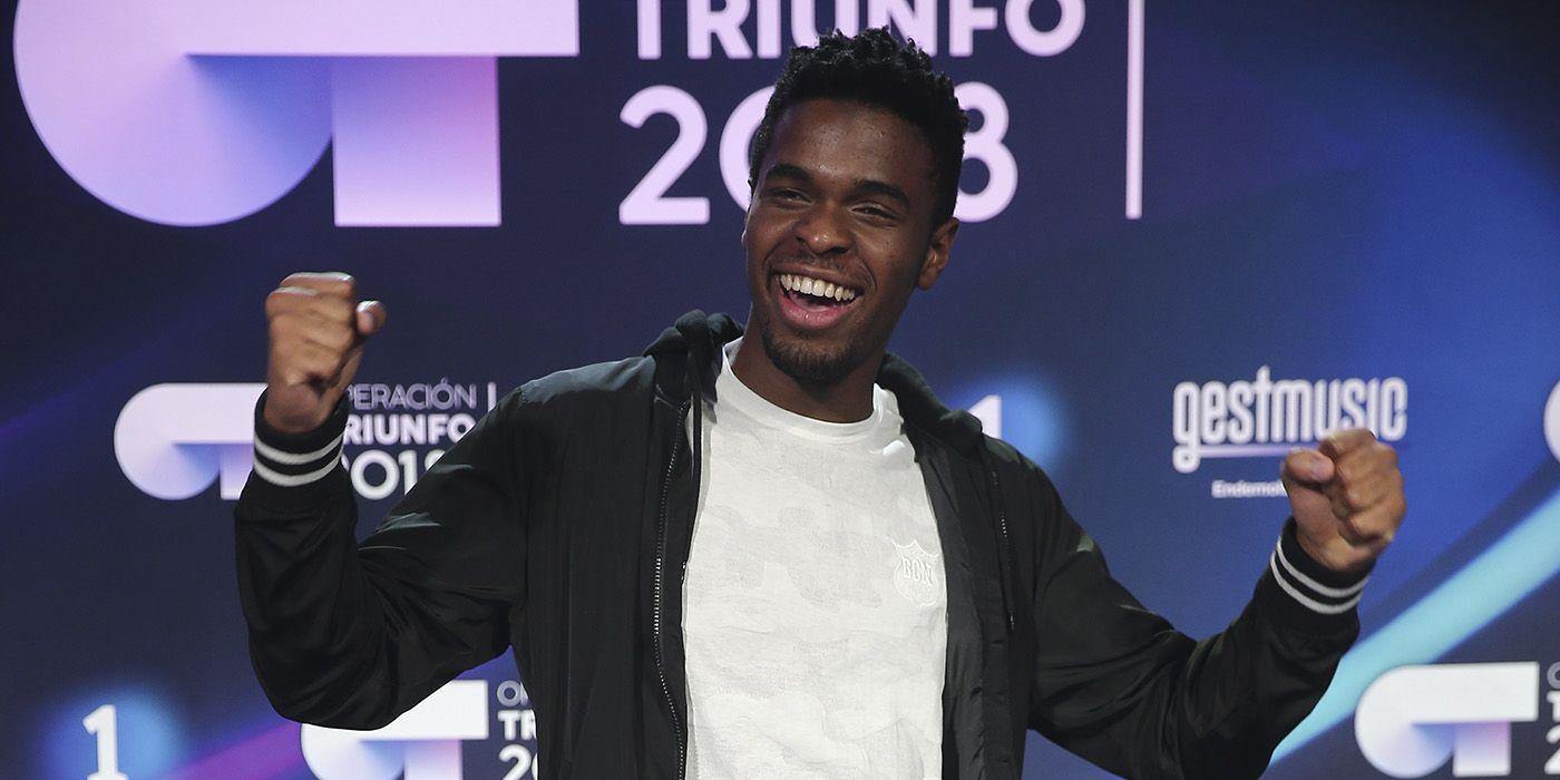 Famous Oberogo, ganador OT 2018, Operación Triunfo