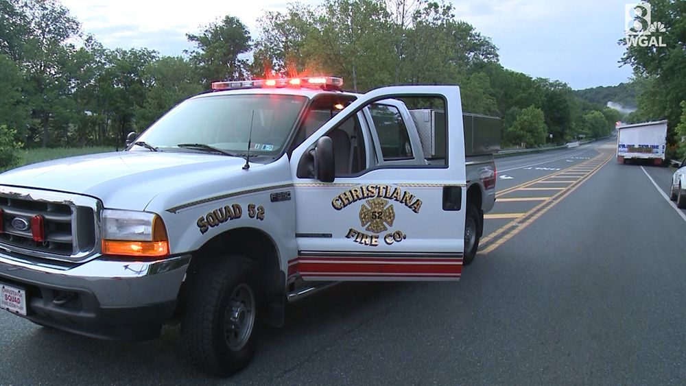Fatal crash shuts down Route 41 in Chester County