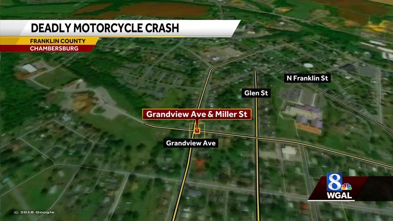 Rider killed in motorcycle crash