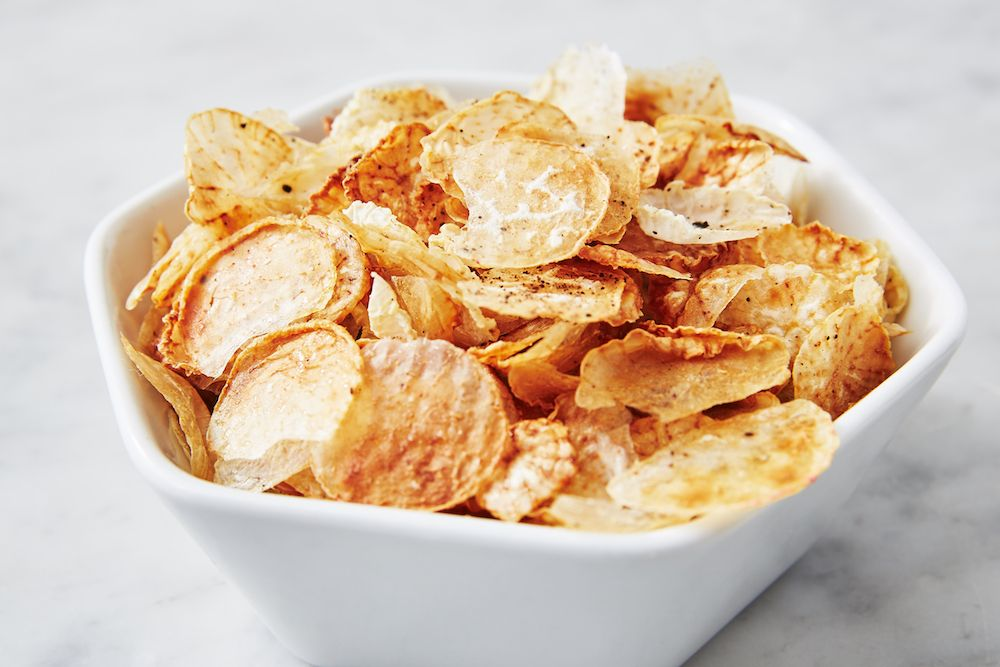 Fauxtato Chips