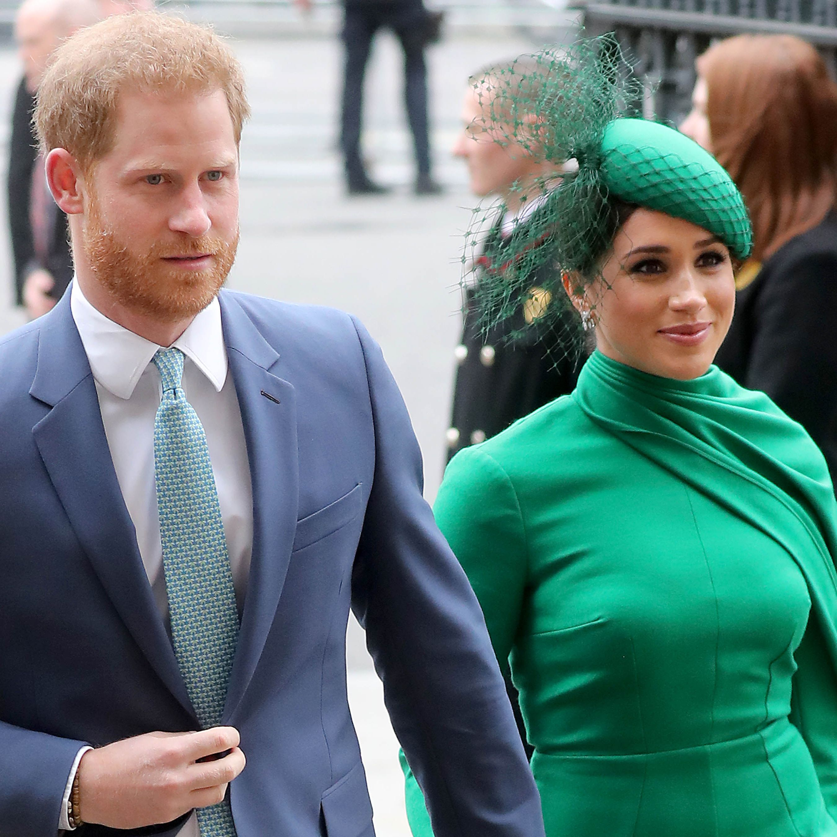 Prince Harry and Meghan Markle Celebrated Their 2nd Anniversary With Mexican Takeout and Cotton Gifts