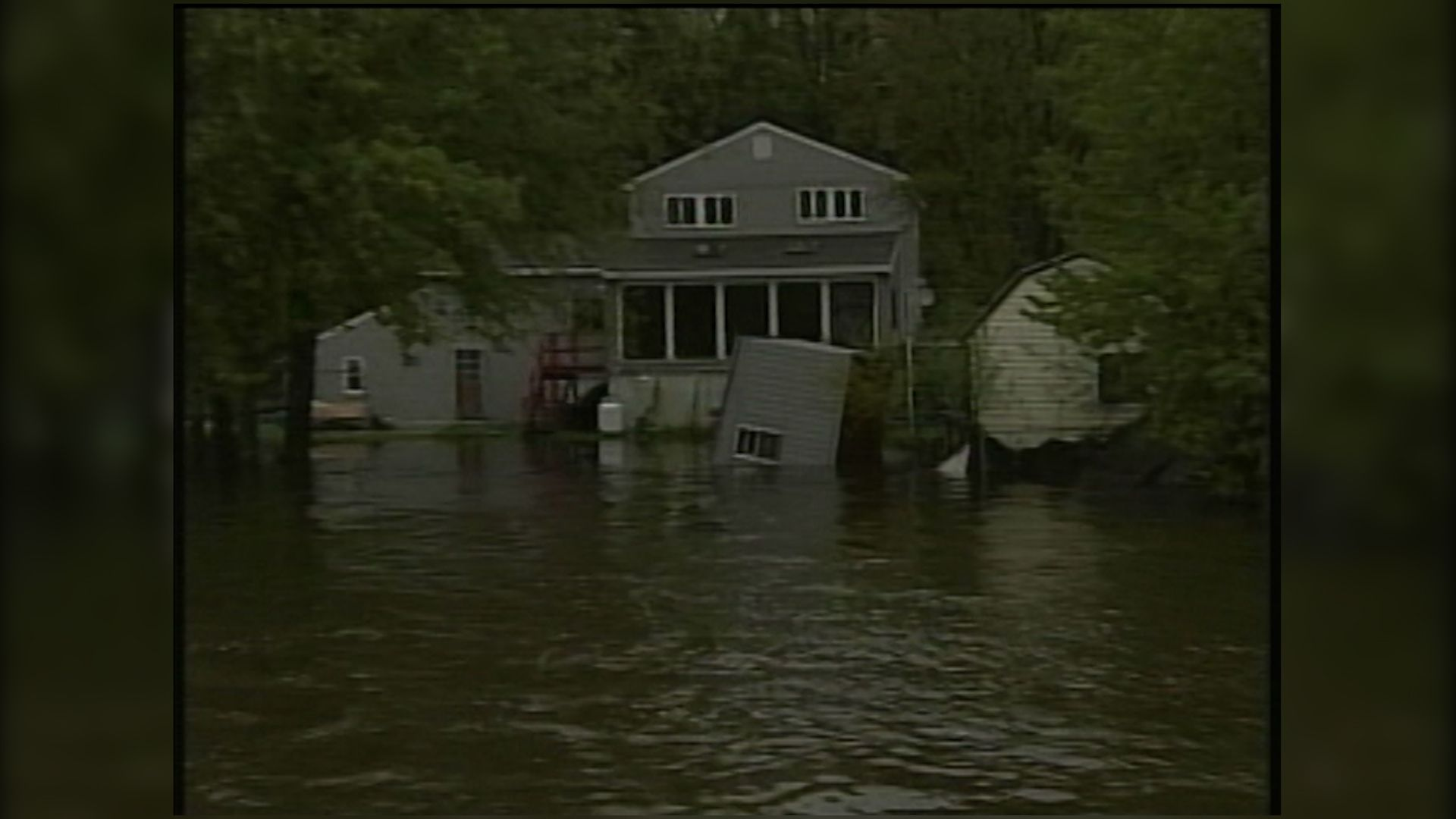 ARCHIVE VIDEO: Mother's Day Flooding of 2006