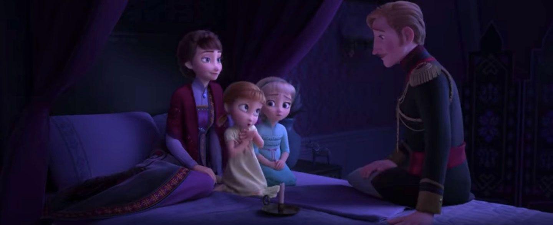 Frozen 2 producer shuts down Tarzan fan theory