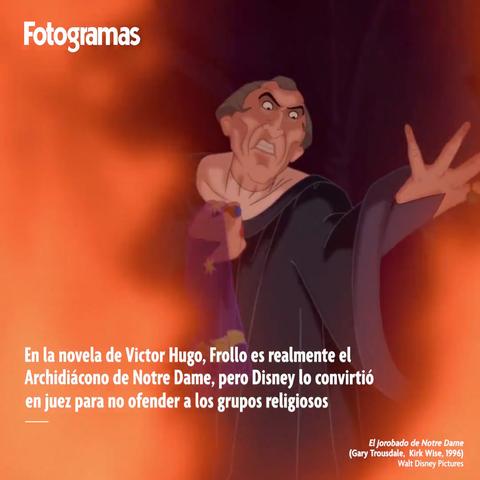 fecc3aa56 'El Jorobado de Notre-Dame' trailer y reparto - Disney Live-Action