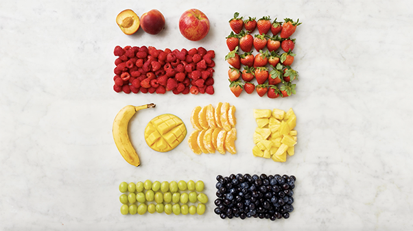 This Is What 100 Calories Of Fruit Looks Like