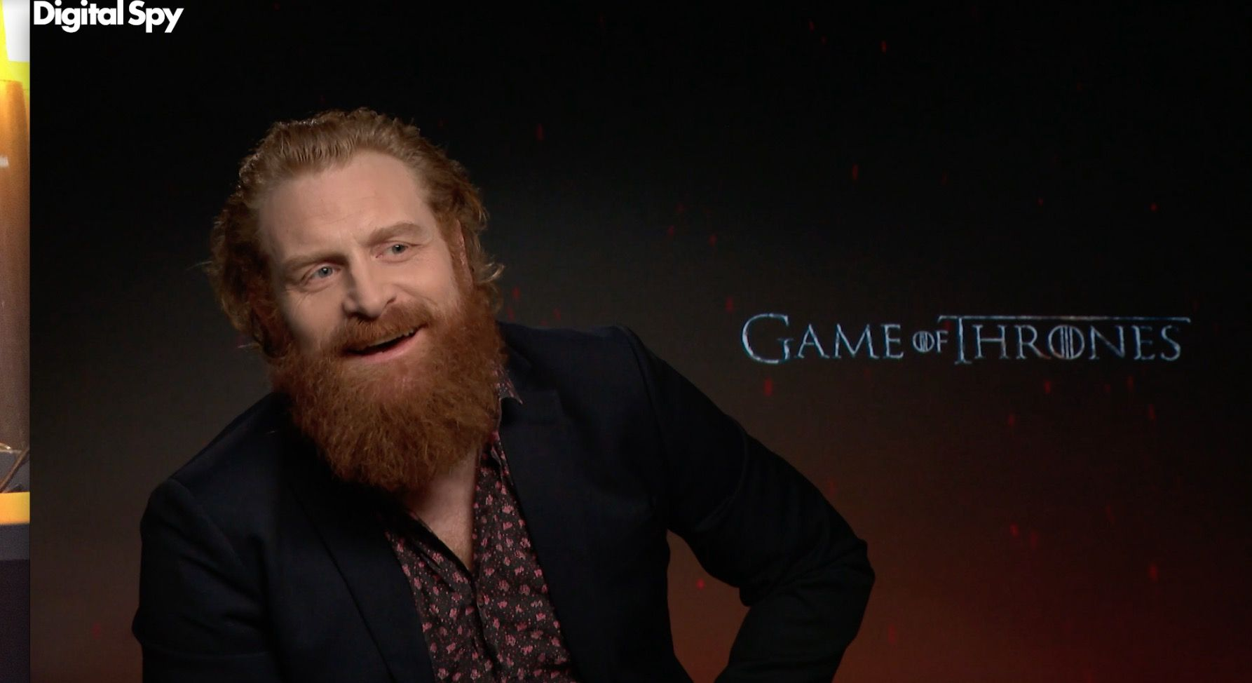 Exclusive: Game of Thrones star says more Tormund and Brienne moments were cut from the show