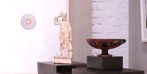 Garrido Gallery, master class combinar antigüedades y diseño