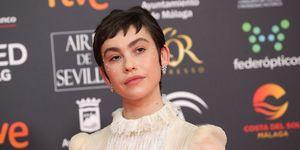 Greta Fernández en los Premios Goya 2020