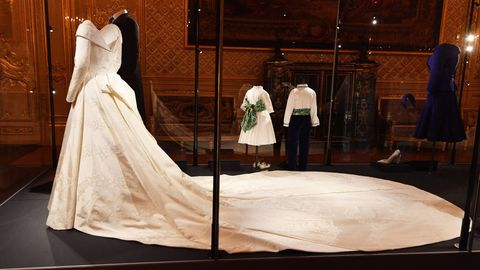 Princess Eugenie S Second Wedding Dress Was Inspired By Grace