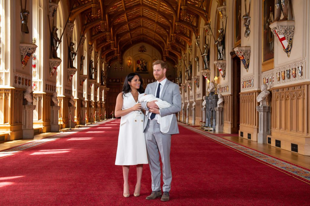 Meghan Markle and Prince Harry Share Behind-the-Scenes Photos from Their Wedding Day