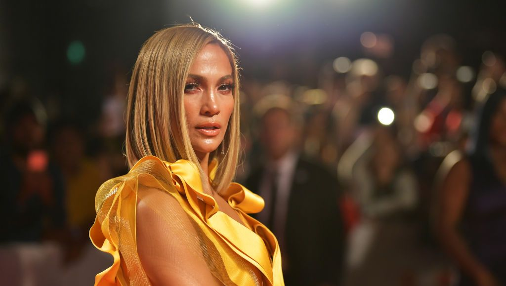 """Jennifer Lopez Brought Her Mom Onstage for a Duet of """"Sweet Caroline"""" at Vax Live"""