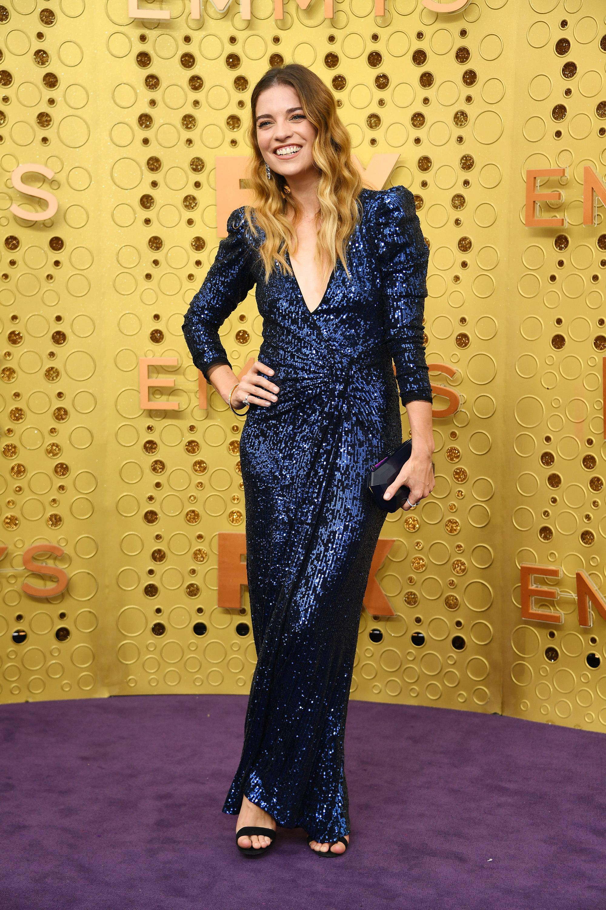 Blake Lively Posts a Throwback of Her Emmys Appearance with Leighton Meester
