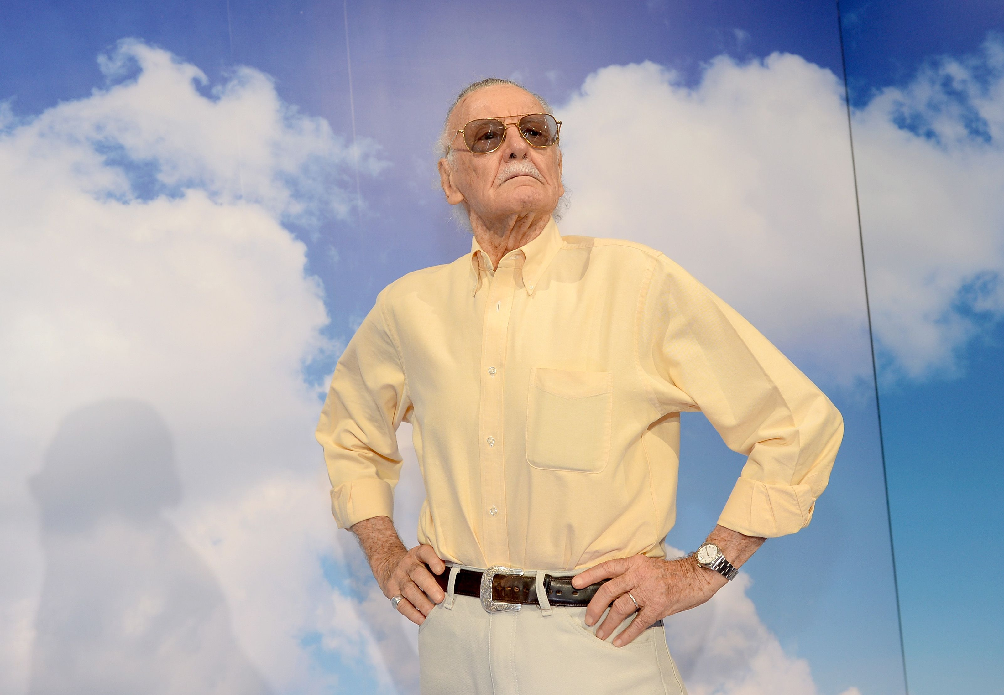 Stan Lee Made Frequent Cameo Appearances In Movies. Here Are His Most Iconic.