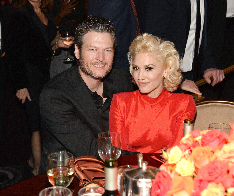 Twitter is cringing at Gwen Stefani and Blake Shelton's Grammys performance