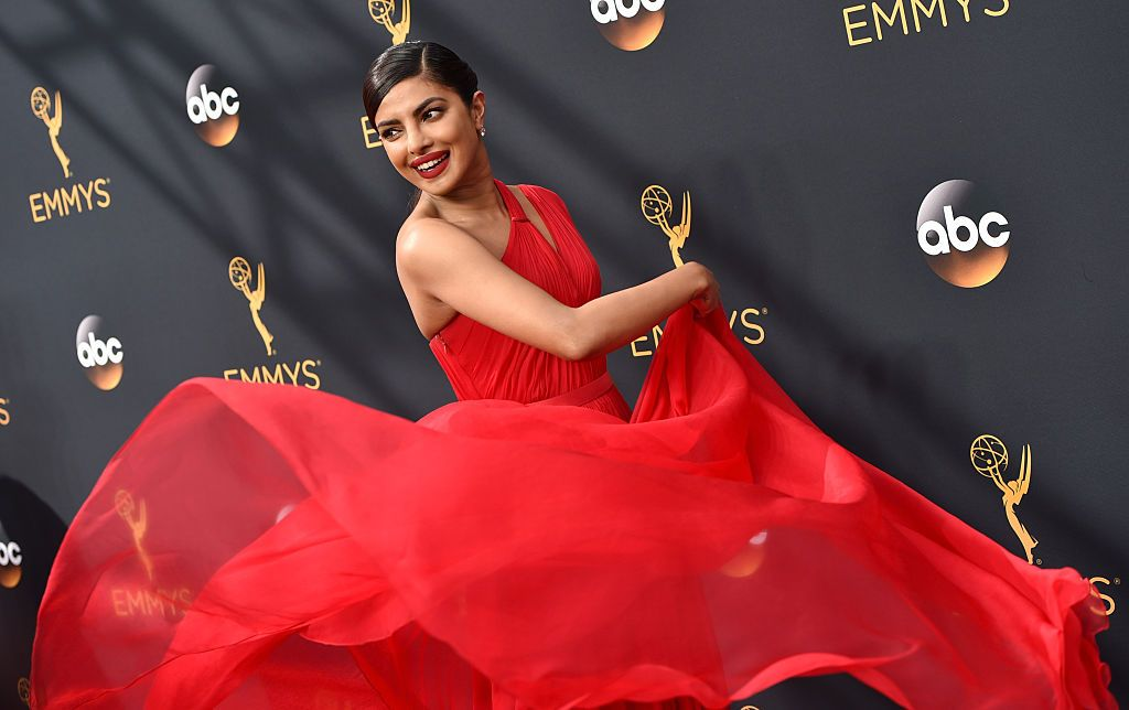 'The Masked Singer' Contestants Have Taken Over the Emmys Red Carpet and I'm Dying