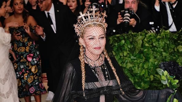 Madonna, 61, Just Freed The Nipple On Instagram—And Has A Response For The Haters