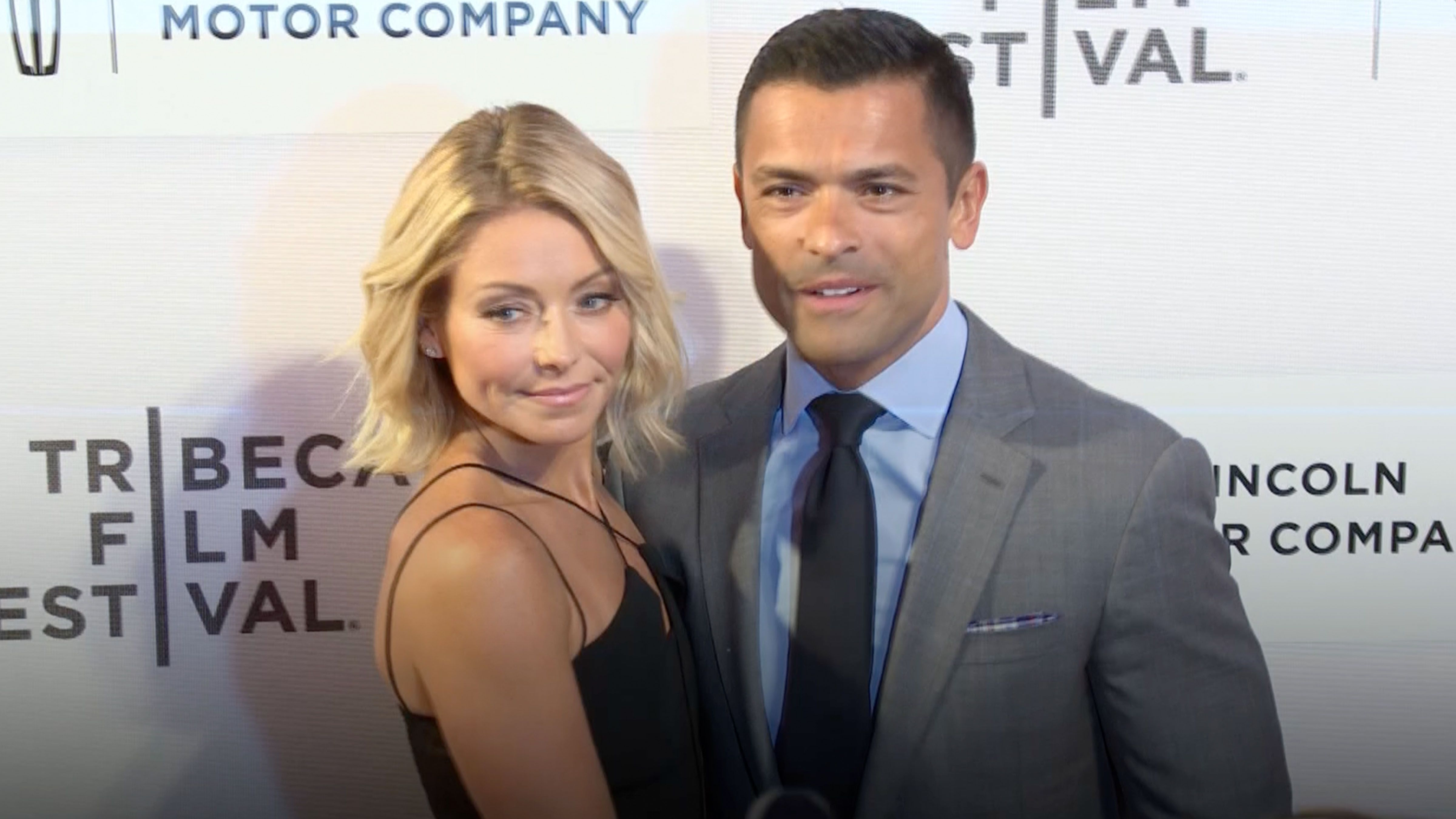 """Kelly Ripa and Mark Consuelos Get Backlash for """"Humiliating"""" Their Daughter Lola With Sex Story"""