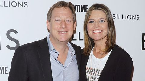 What To Know About Savannah Guthrie S Husband Michael Feldman And Her Kids