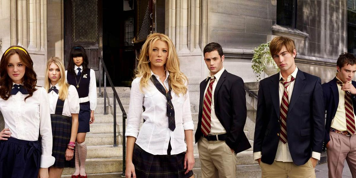Hold Your Headbands, 'Gossip Girl' Might Be Getting a Reboot