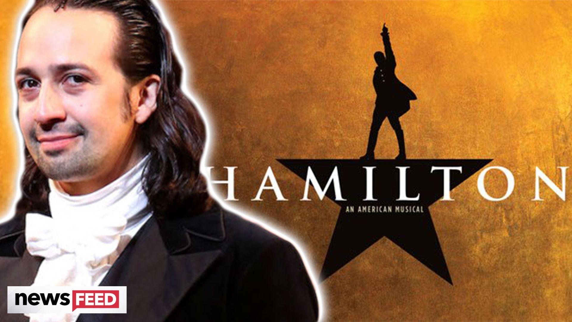 """Lin-Manuel Miranda Calls Criticism of 'Hamilton' """"Valid"""" After Getting Heat Online"""