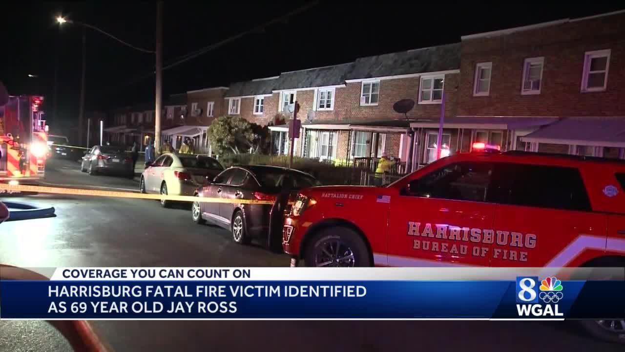 Authorities identify victim of fatal Harrisburg fire