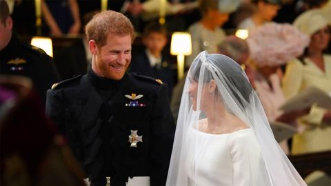 051e48d25 23 Major Moments You Missed At the Royal Wedding - Meghan Markle and Prince  Harry Wedding Recap