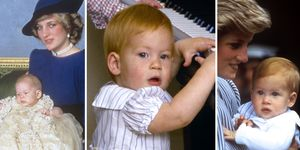 Bautizo harry, Diana y Harry, Principe Harry de pequeño, Harry de Inglaterra de pequeño, Harry de Inglaterra, Harry de baby, Harry es padre, Baby Sussex, hija de Harry, Hijo de Harry