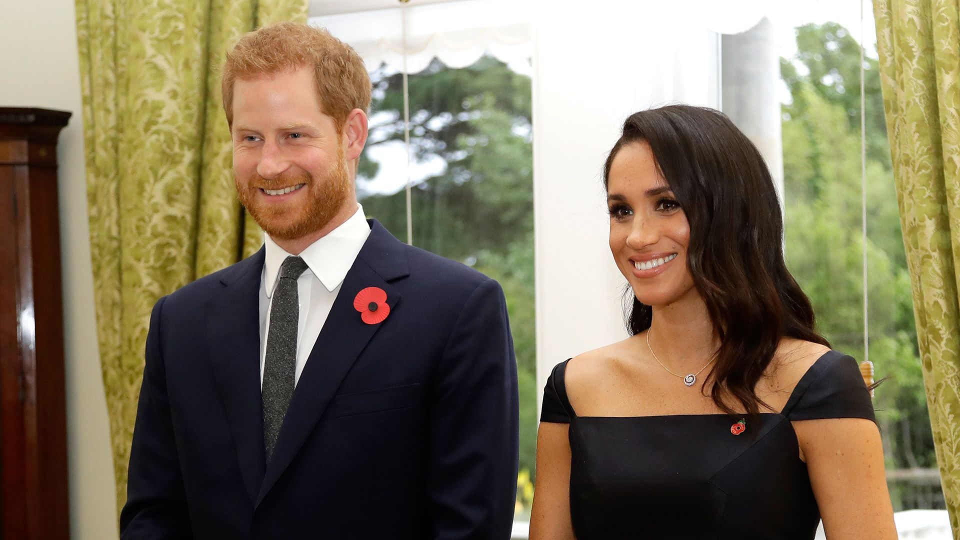 """So Apparently Meghan Markle and Prince Harry """"Have a Back-Up Plan in Place"""""""
