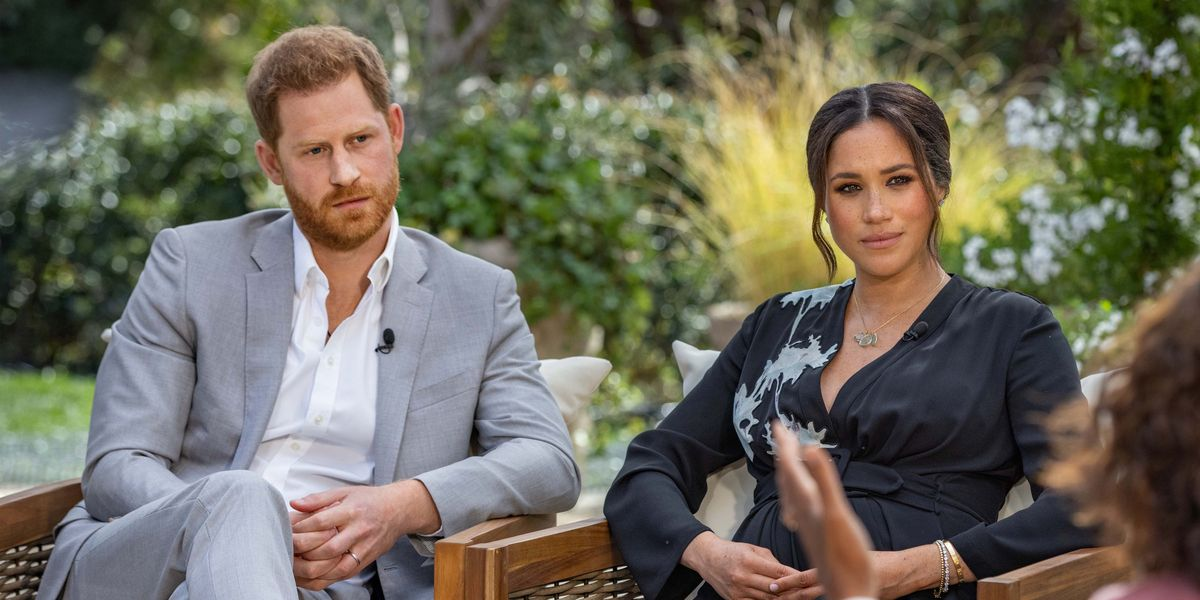 Prince Harry Doesn't Regret His Oprah Interview at All