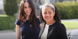 Doria Ragland's Favorite Moment From the Royal Wedding
