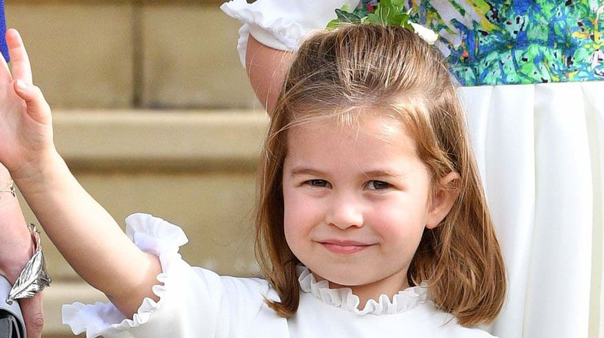 """Kate Middleton Told Prince William """"Don't Forget Charlotte!"""" During Their Latest Public Engagement"""