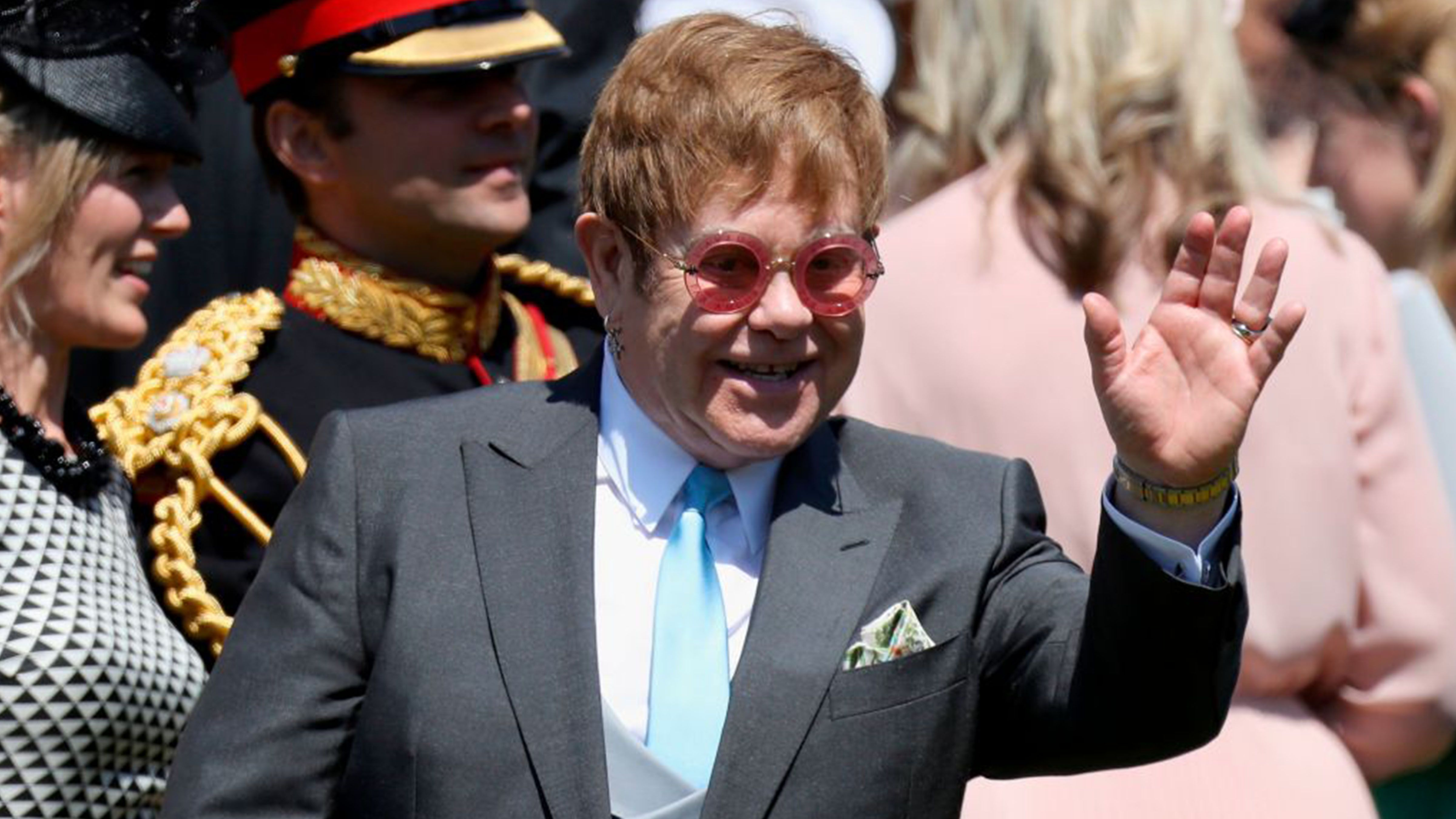 "Elton John Once Danced to ""Rock Around the Clock"" With Queen Elizabeth and Princess Anne"